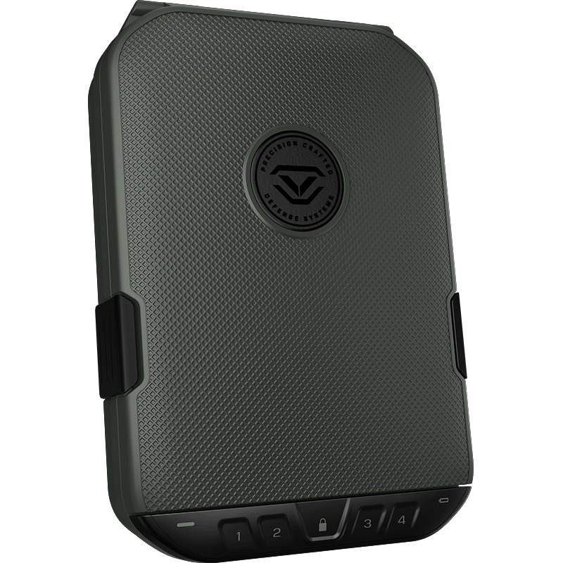 Handgun And Pistol Safes - Vaultek Special Edition Lifepod 2.0 Rugged Airtight Water Resistant Safe With Built-in Lock