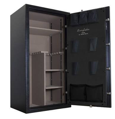 Hayman EV-5930 Everglades RSC Gun Safe - Door Open