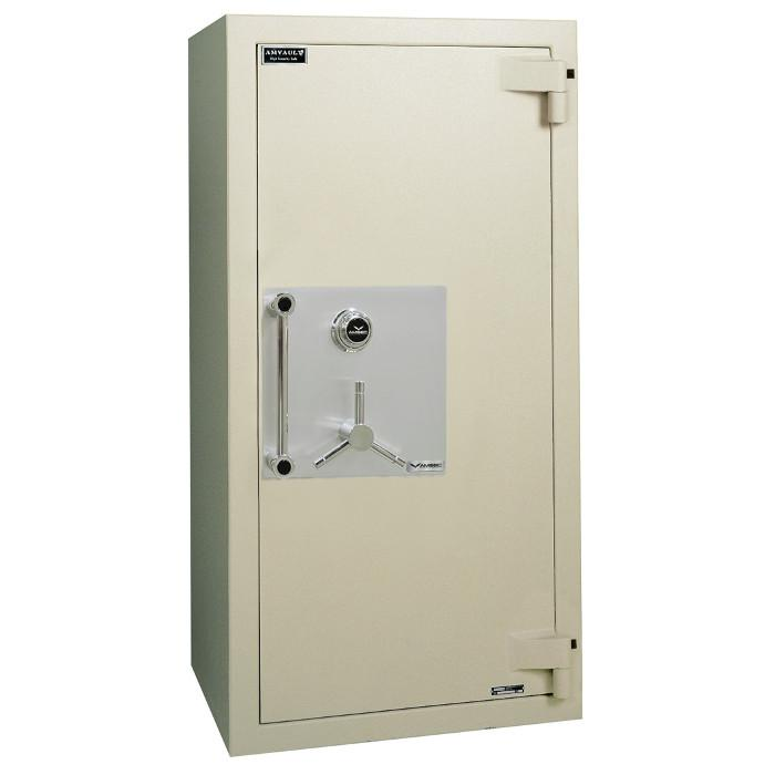 High Security Burglar Fire Safes - AMSEC CE6528 AMVAULT TL-15 Fire Rated Composite Safe