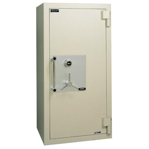 High Security Burglar Fire Safes - AMSEC CF7236 AMVAULT TL-30 Fire Rated Composite Safe