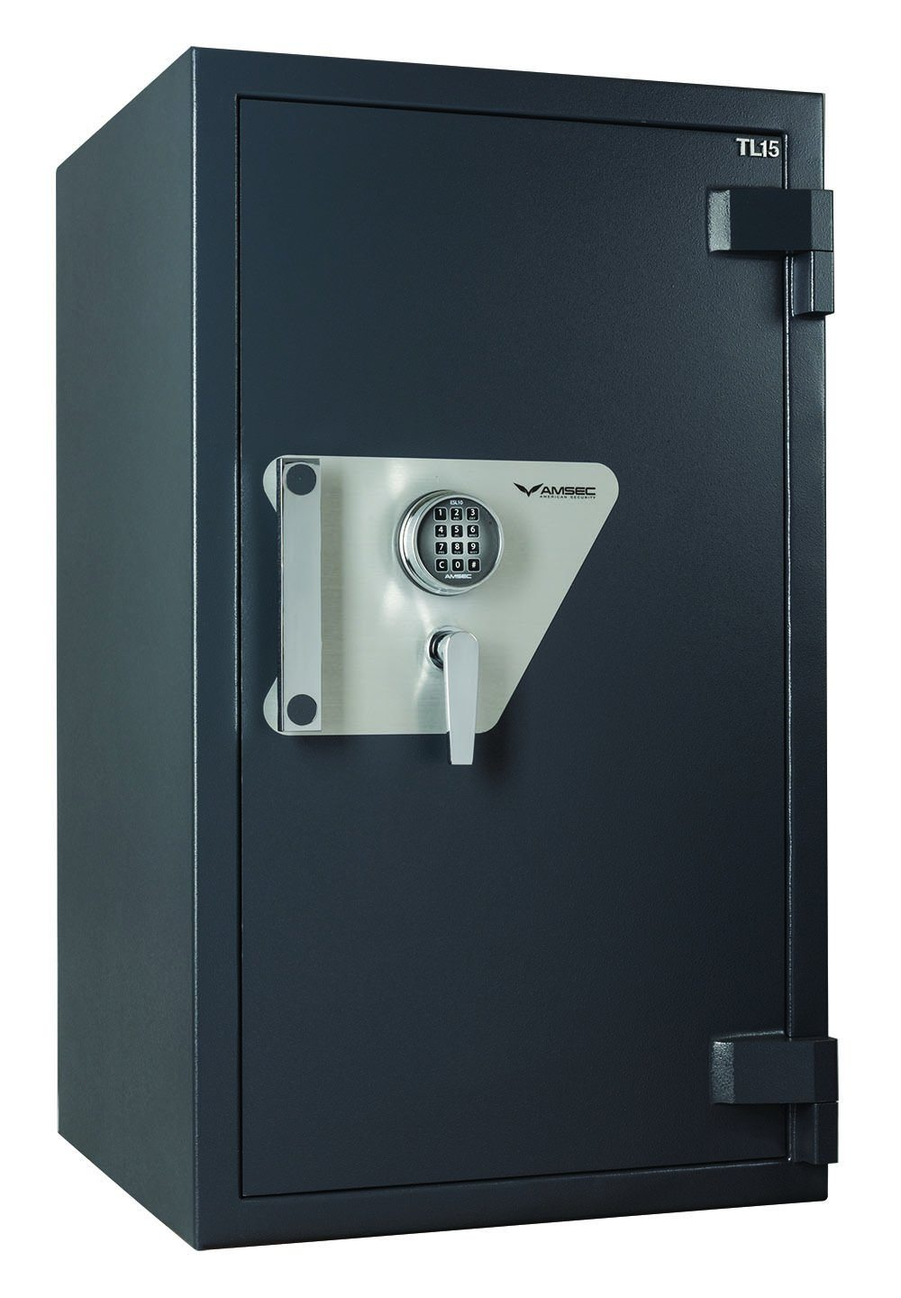 High Security Burglar Fire Safes - AMSEC MAX3820 High Security UL Listed TL-15 Composite Safe