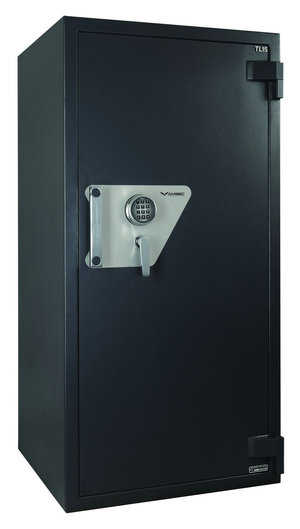 High Security Burglar Fire Safes - AMSEC MAX5524 High Security UL Listed TL-15 Composite Safe