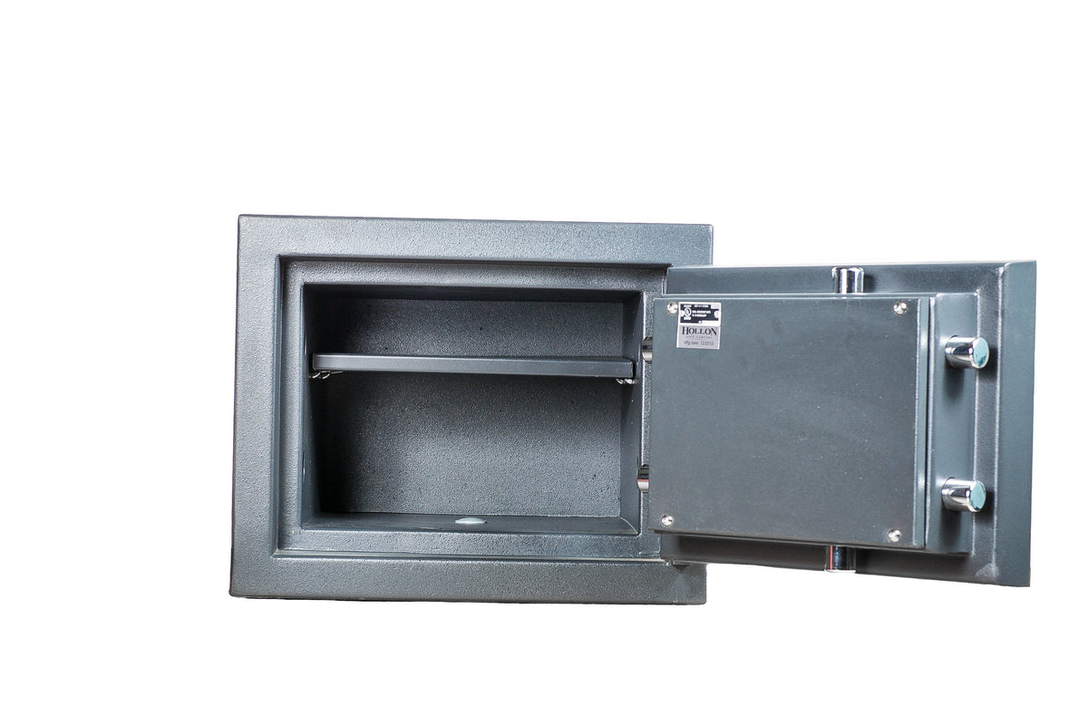 High Security Burglar Fire Safes - Hollon MJ-1014E TL-30 Burglary 2 Hour Fire Safe With Electronic Lock