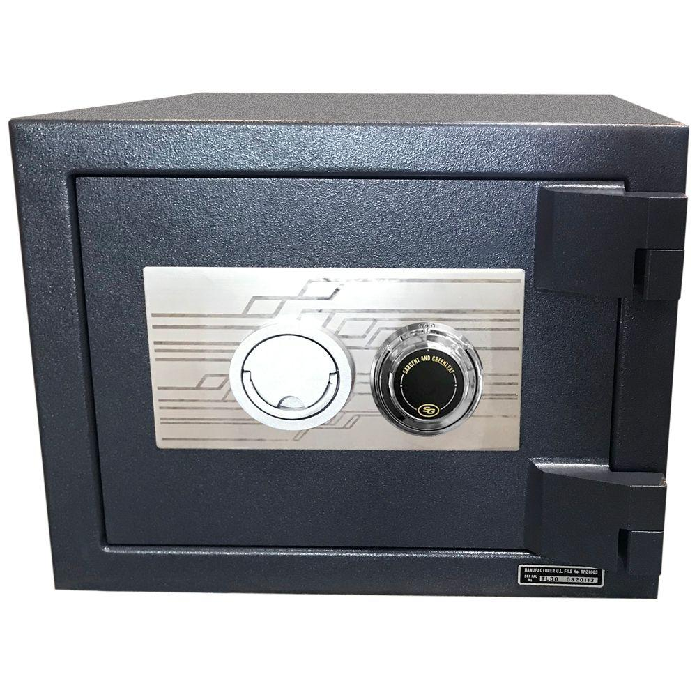 High Security Burglar Fire Safes - Hollon MJ-1114C TL-30 Burglary 2 Hour Fire Safe