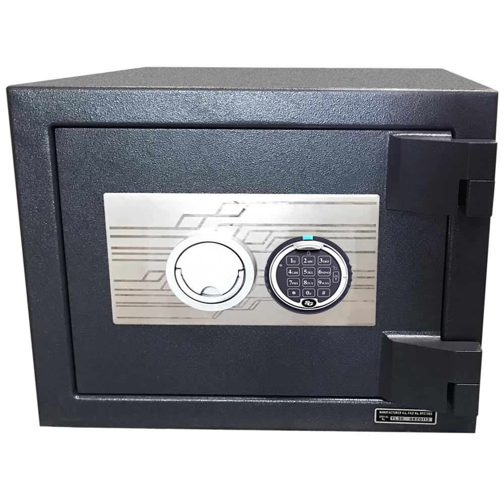 High Security Burglar Fire Safes - Hollon MJ-1114E TL-30 Burglary 2 Hour Fire Safe With Electronic Lock