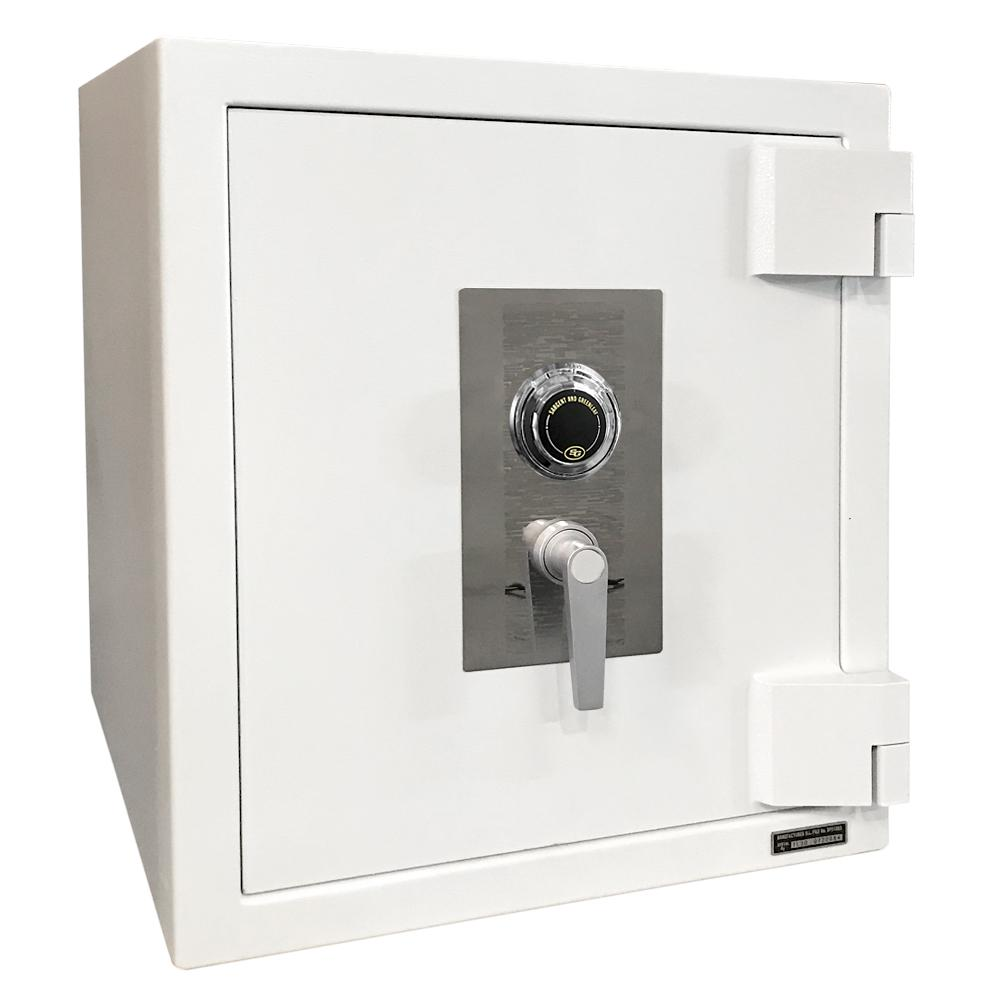 High Security Burglar Fire Safes - Hollon MJ-1917C TL-30 Burglary 2 Hour Fire Safe