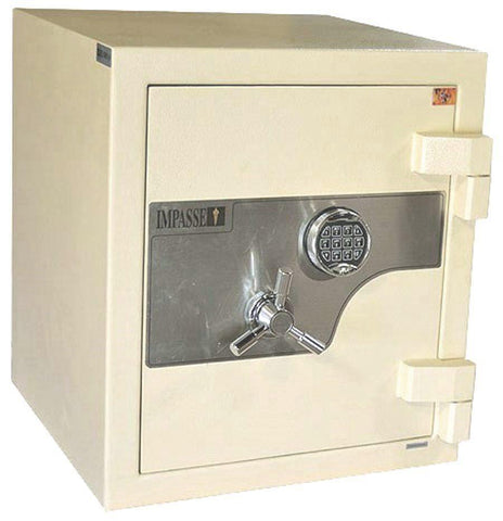 High Security Burglar Fire Safes - Impasse Royal King Charles I – Model C26 TL-15 Fire And Burglary Safe