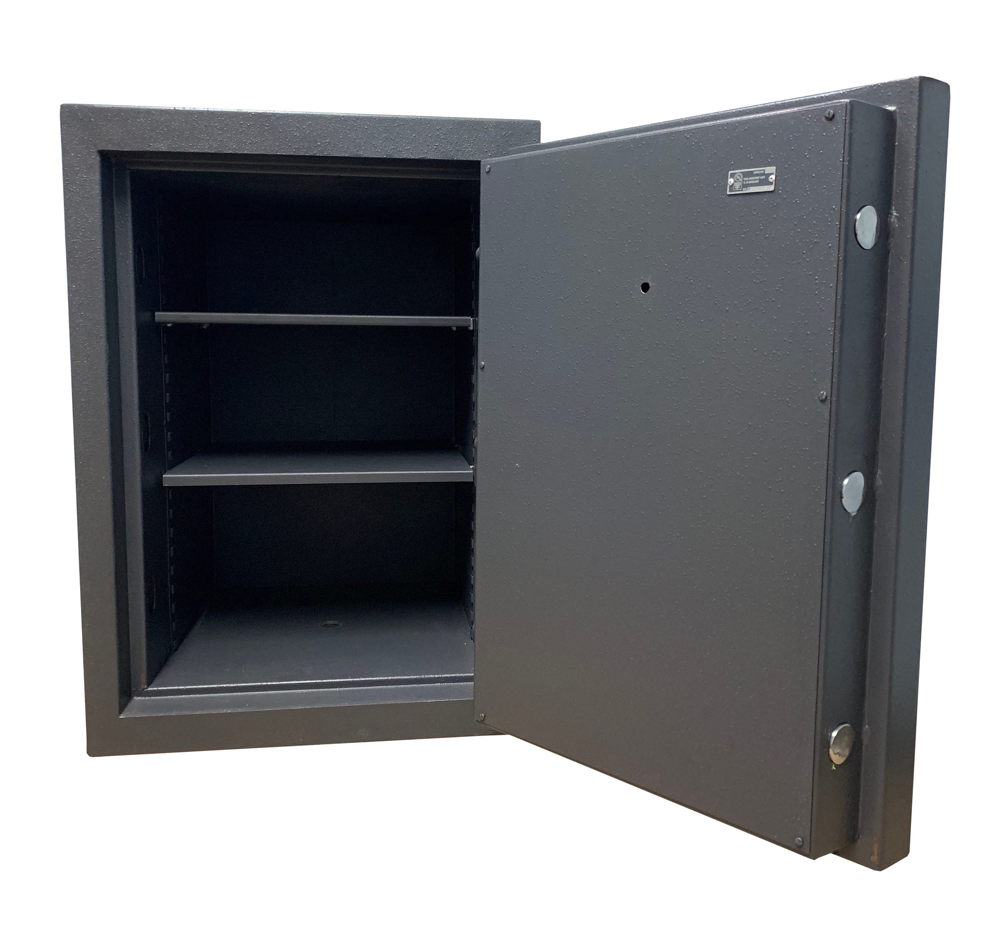 High Security Burglar Fire Safes - Mutual AS-3 TL-15 Composite High Security Burglar & Fire Safe