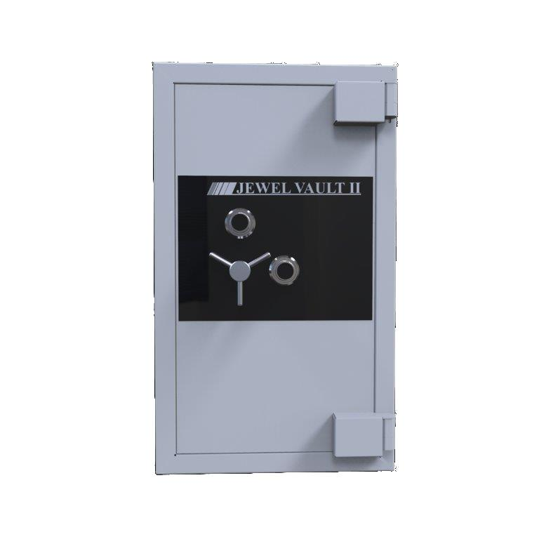 High Security Burglar Fire Safes - Mutual JV-4524 TL-30 High Security Jewelry Safe