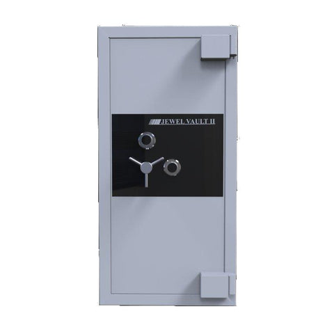 High Security Burglar Fire Safes - Mutual JV-5524 TL-30 High Security Jewelry Safe