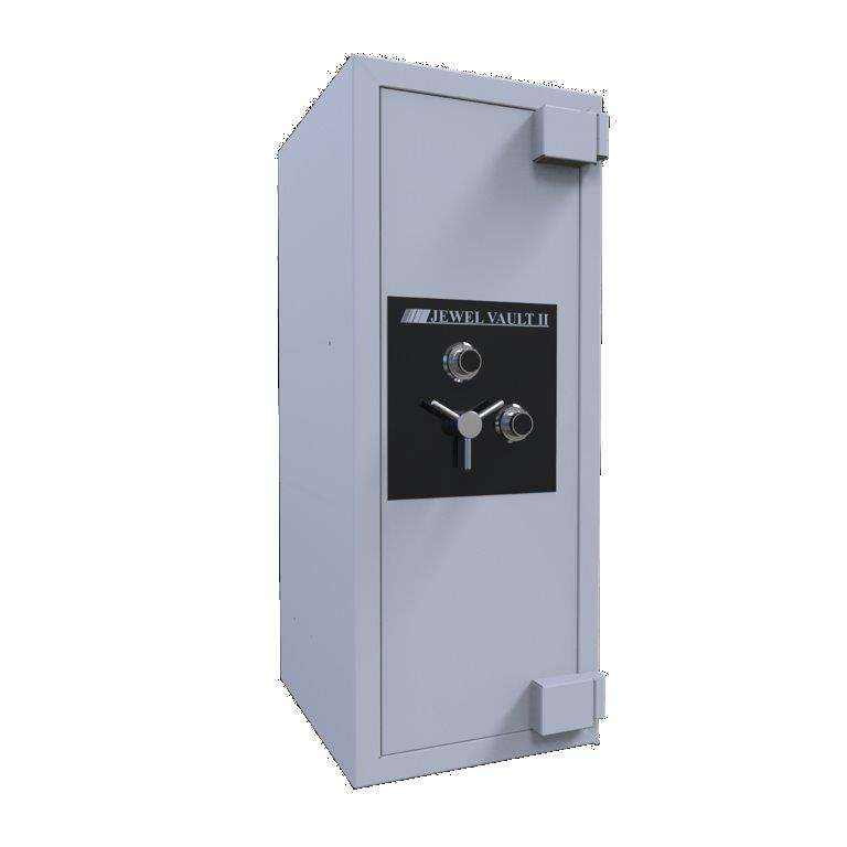 High Security Burglar Fire Safes - Mutual JV-6020 TL-30 High Security Jewelry Safe