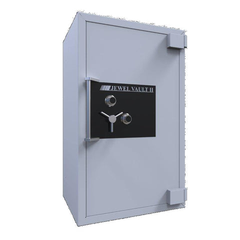High Security Burglar Fire Safes - Mutual JV-6528 TL-30 High Security Jewelry Safe