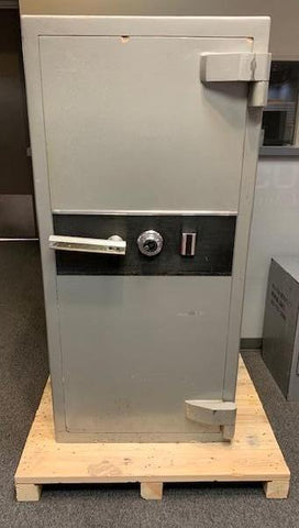 High Security Burglar Fire Safes - Used Socal Safe 55002 TRLTL15X6 High Security Composite Safe