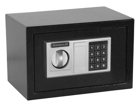 Honeywell 5301DOJ Small DOJ Approved Steel Security Safe with Digital Lock