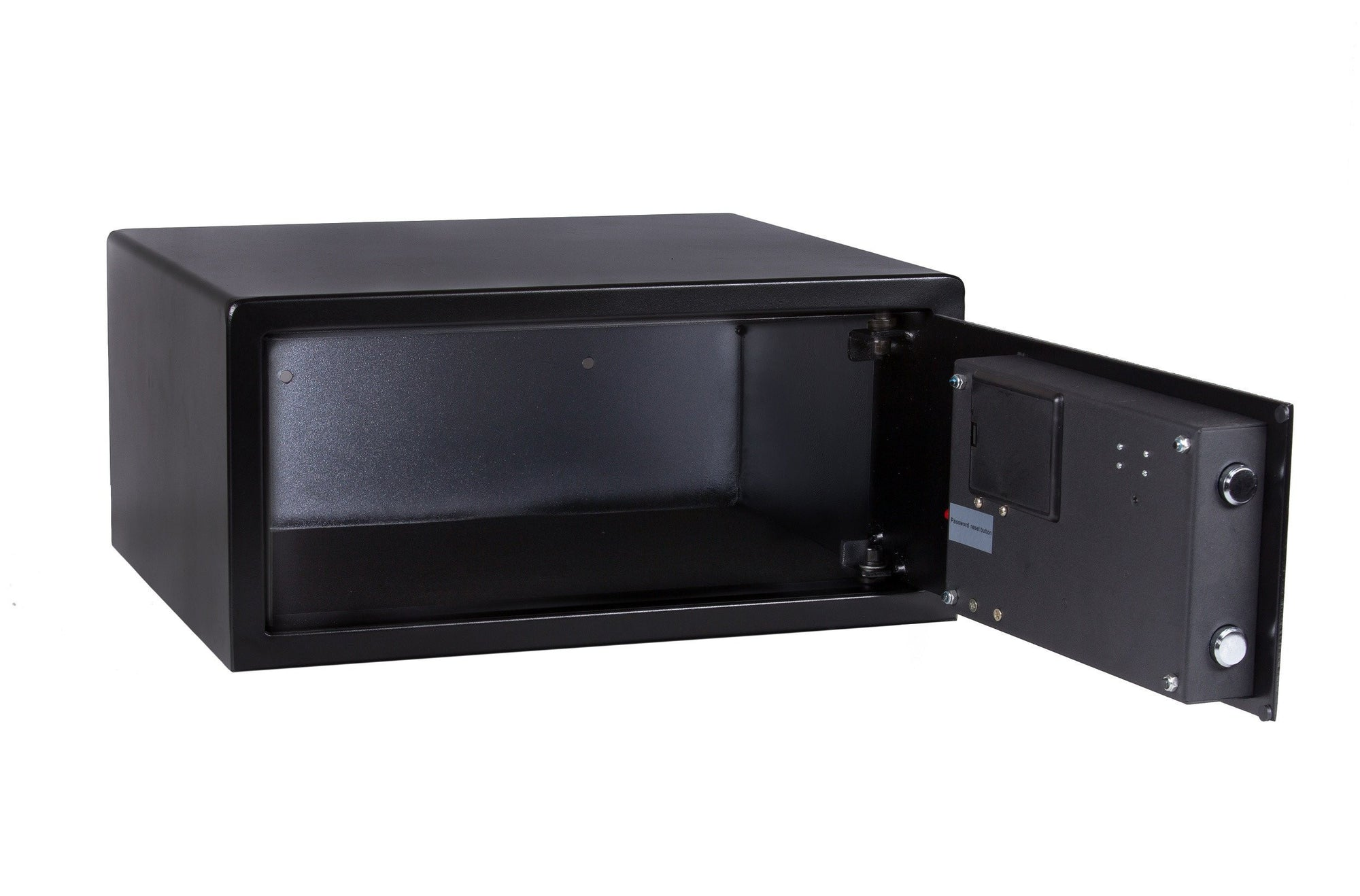 "Hotel Safes - Hotel Preferred HPSAF17BLK 17"" Laptop & Hotel Safe"