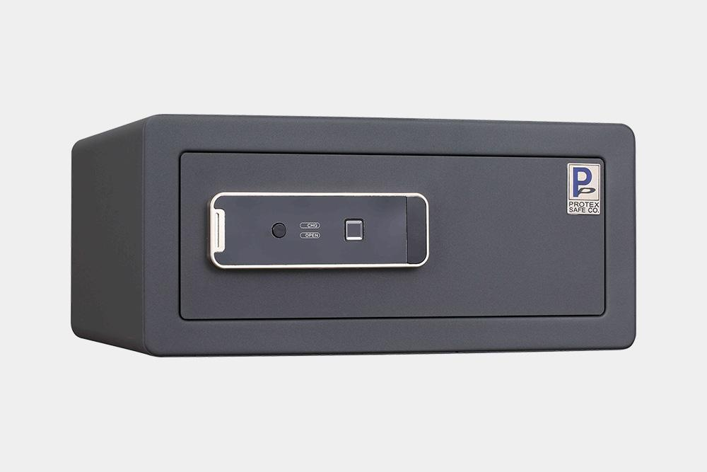 Hotel Safes - Protex H1-2043ZH Hotel & Personal Safe With Biometric Lock