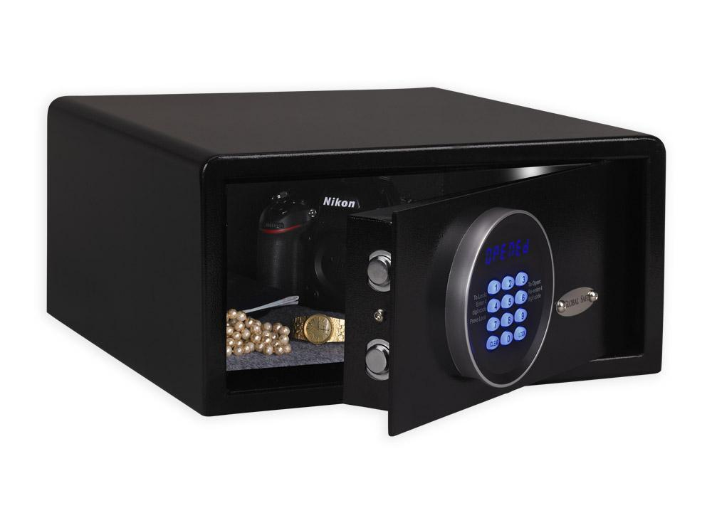 Hotel Safes - SafeandVaultStore Global Fit Hotel Safe