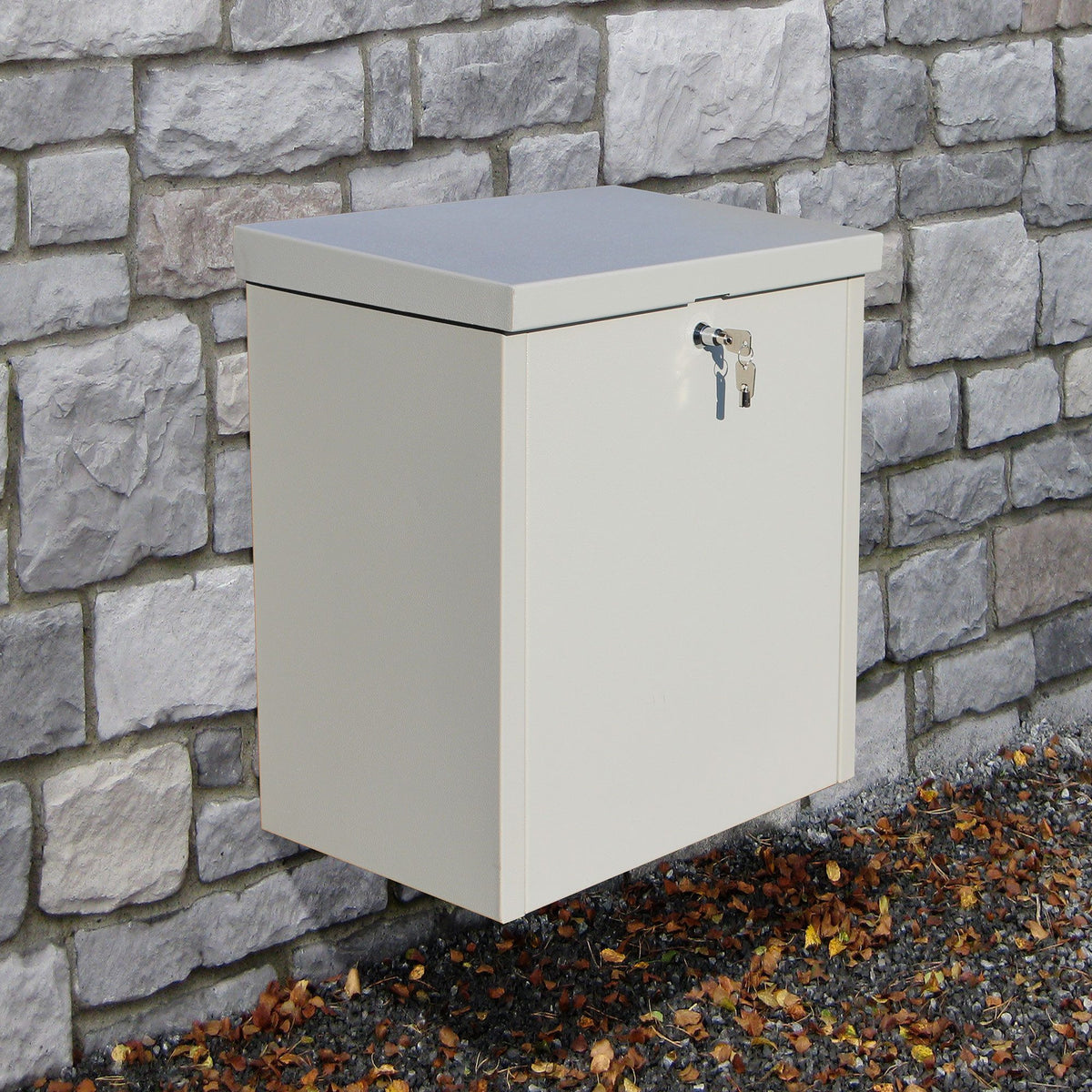 Qualarc PCSDB-MD Parcel Chest Secure Delivery Box (Medium Size)
