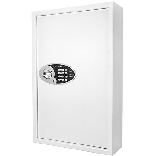 Key Cabinets - Barska AX12660 144 Key Cabinet Digital Wall Safe - Refurbished