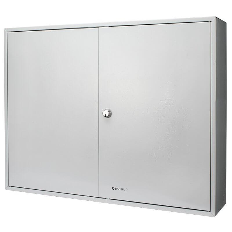 Key Cabinets - Barska CB12490 400 Position Key Cabinet With Key Lock