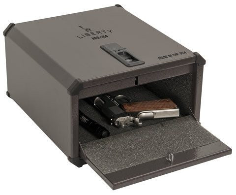 Liberty HDX-250 Smart Vault Biometric Handgun & Pistol Safe