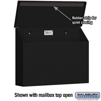 Mailboxes - Salsbury Traditional Mailbox - Standard - Horizontal Style