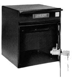 Perma-Vault PRO-500-M Under Counter Drop Box