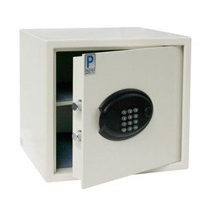 Protex BG-34 Hotel & Personal Safe Door Open