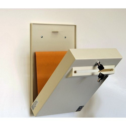 Protex LPD-161 Low Profile Wall Mount Drop Box