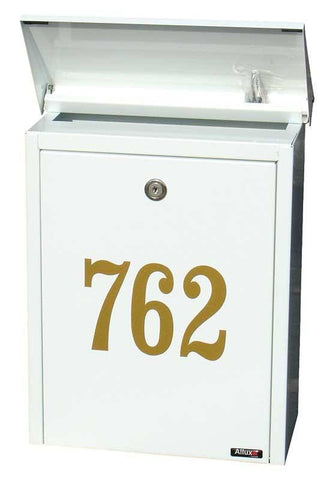 Qualarc ALX-200 Allux Wall Mounted Mailbox