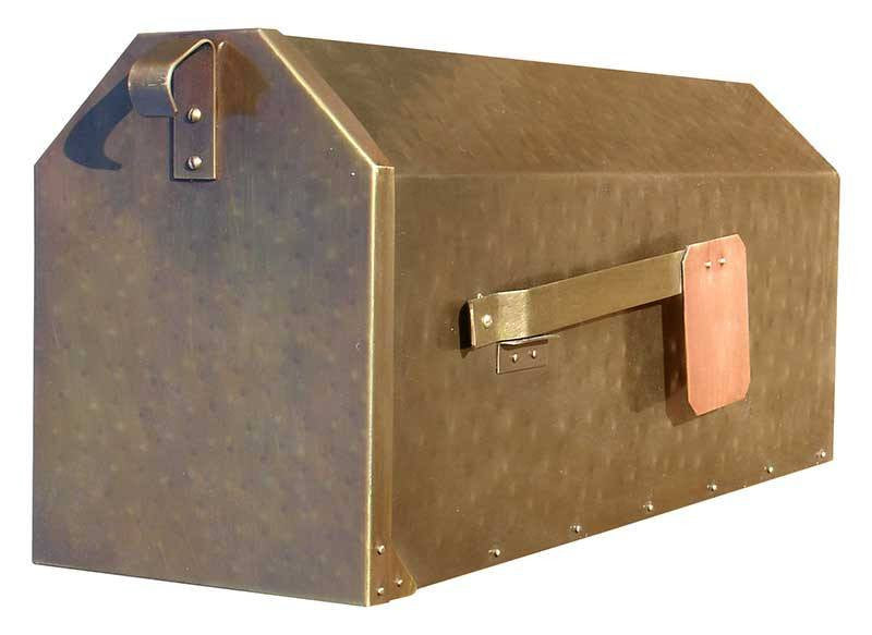 Qualarc MB1000 Provincial Collection Mailbox