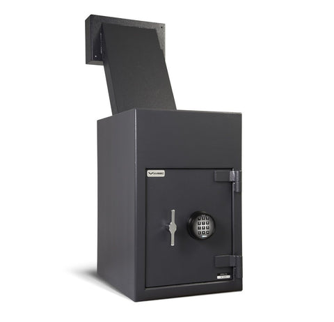 Rear Loading Deposit Safes - AMSEC DSR2516E2 Reverse Loading Till Storage Depository Safe