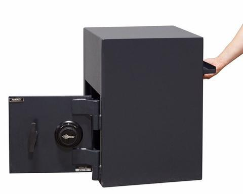 Rear Loading Deposit Safes - SafeandVaultStore RLH201414 Rear Load Depository Safe