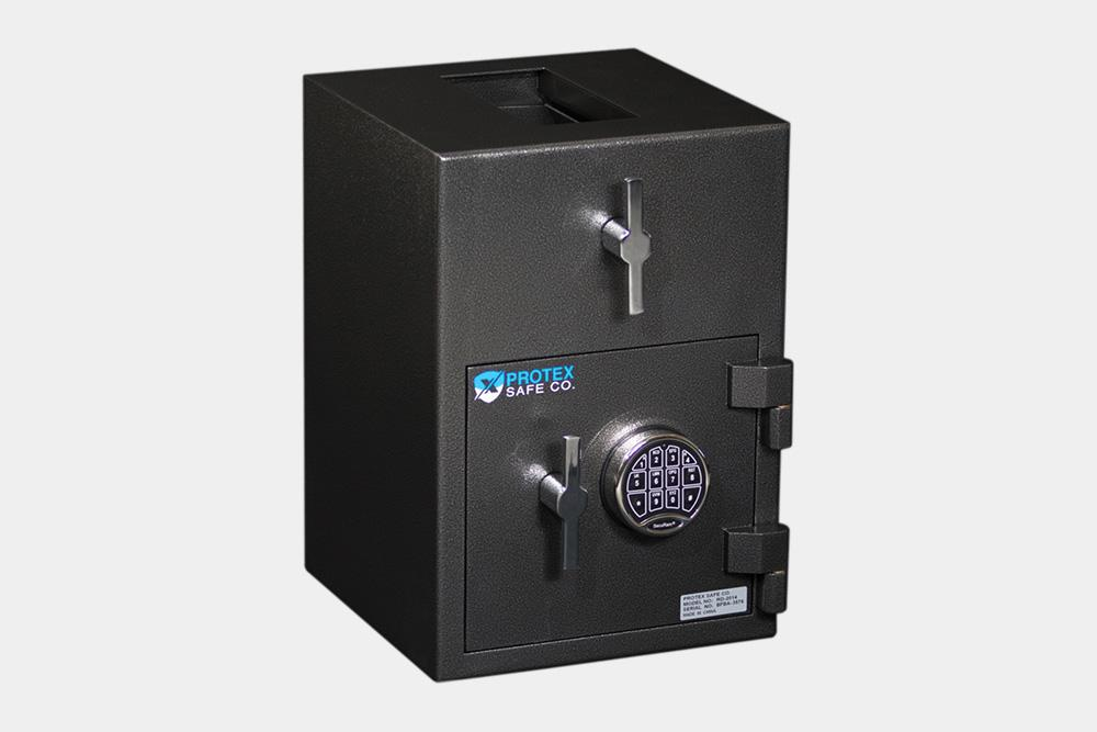Rotary Deposit Safe - Protex RD-2014 Rotary Depository Safe