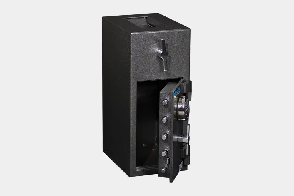 Rotary Deposit Safe - Protex RD-2410 Rotary Depository Safe