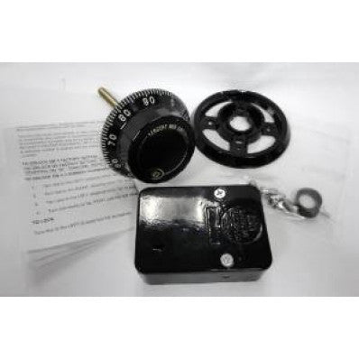 S&G 6730-100 Mechanical Dial Combination Lock