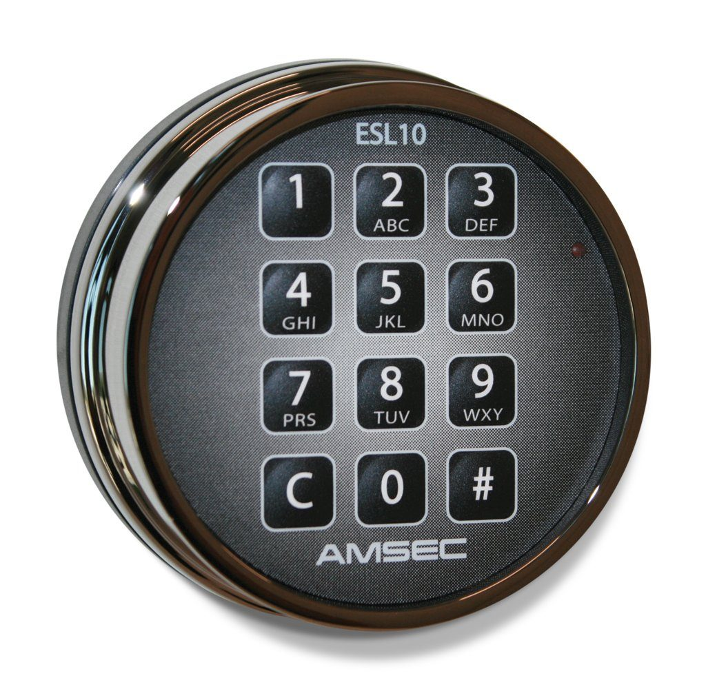 Safe Locks - AMSEC ESL10XL Electronic Digital Lock