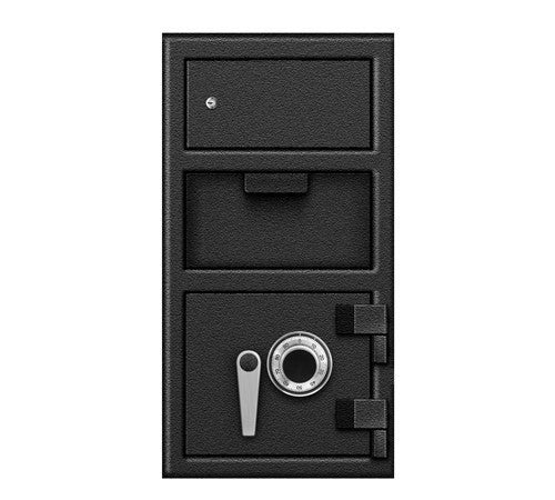 SafeandVaultStore CL271414-DD Double Door Depository Safe