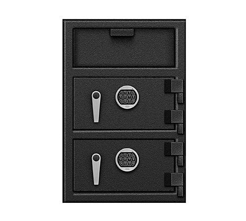 SafeandVaultStore FLH302020-DD Double Door Deposit Safe