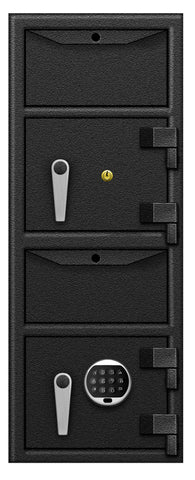 SafeandVaultStore FLH361420DD Double Drop Depository Safe