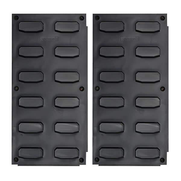 SecureIt Tactical Accessories - SecureIt SEC-GRD-02 Gun Safe Panel: 2 Pack