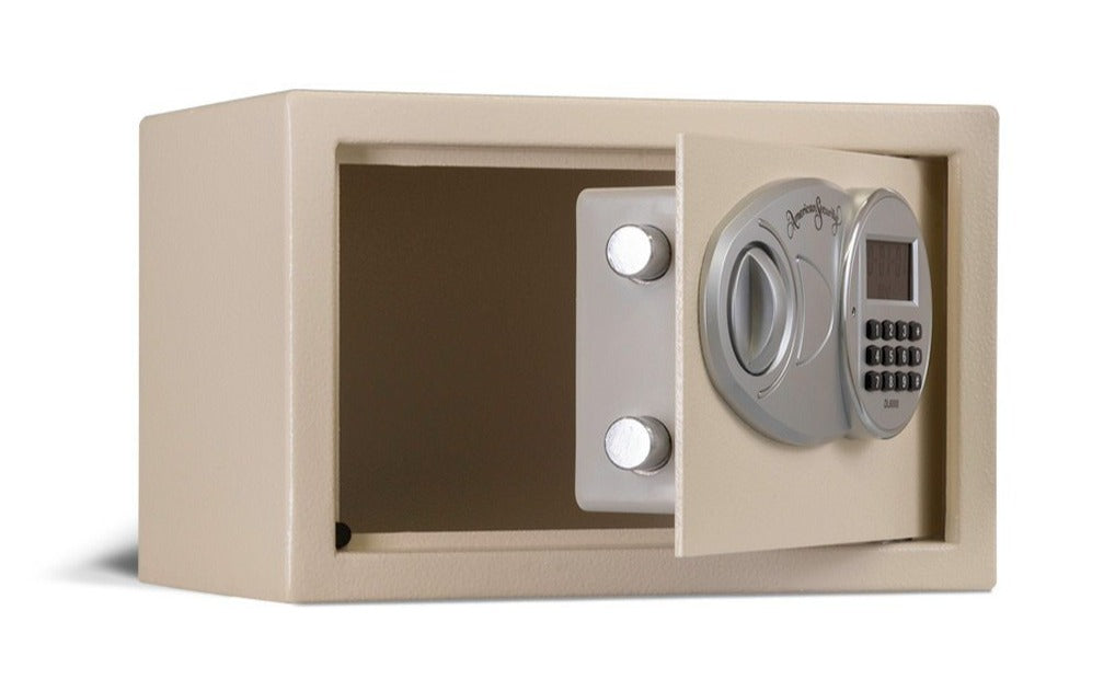 AMSEC EST813 Electronic Security Safe Door Open Empty