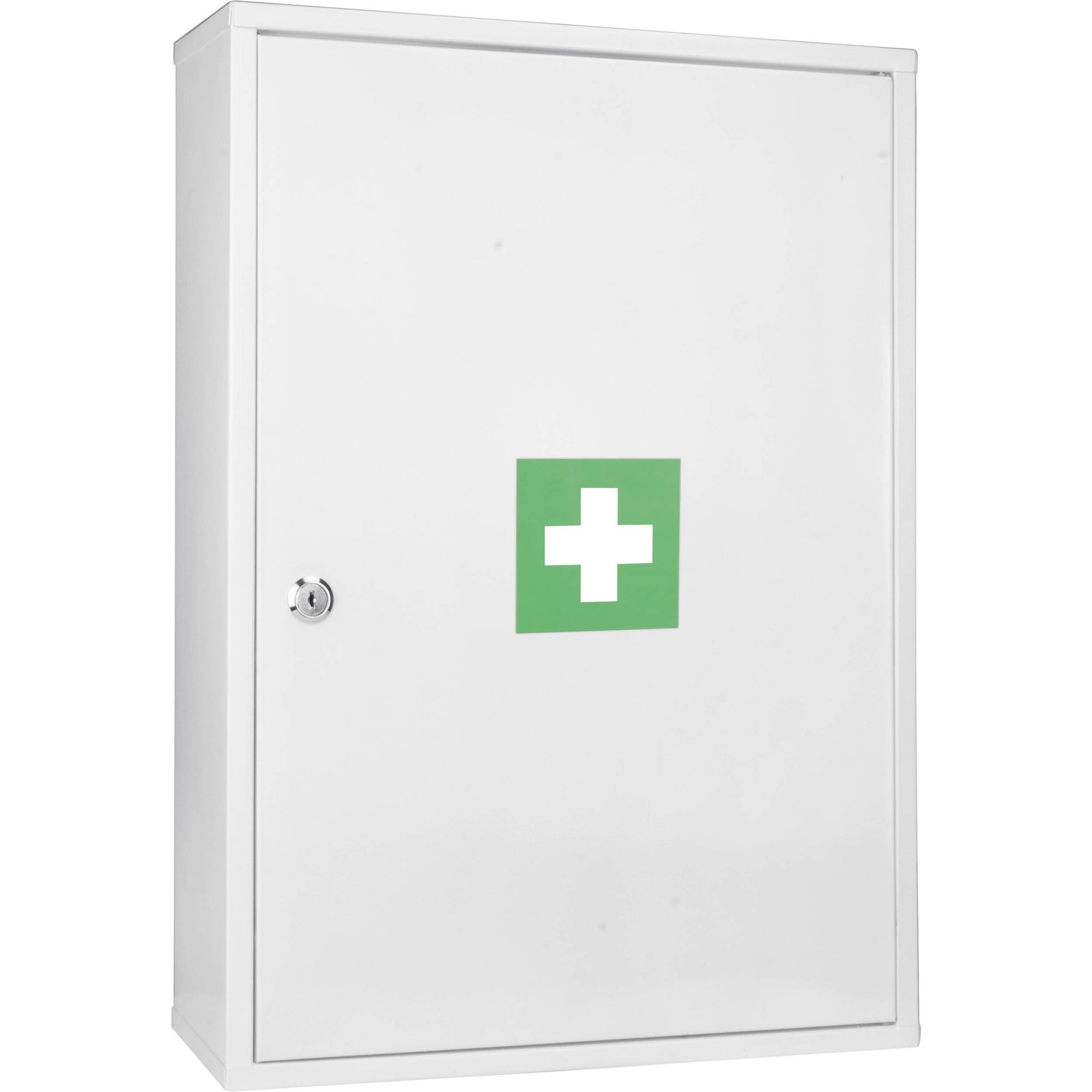 Security Safes - Barska CB12824 Large Medical Cabinet