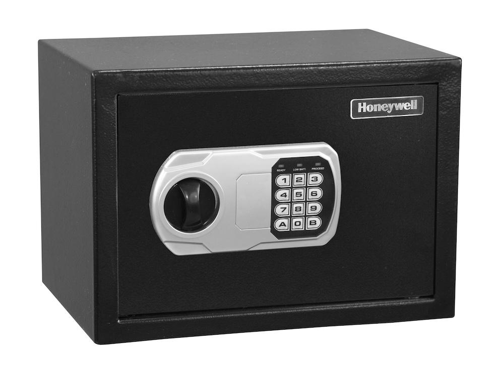 Security Safes - Honeywell 5110 Small Steel Security Safe With Digital Lock