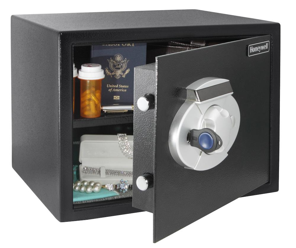 Security Safes - Honeywell 5203 Medium Steel Security Safe With Digital Dial Lock