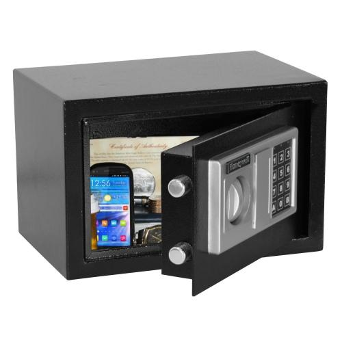 Security Safes - Honeywell 5301DOJ Small DOJ Approved Steel Security Safe With Digital Lock