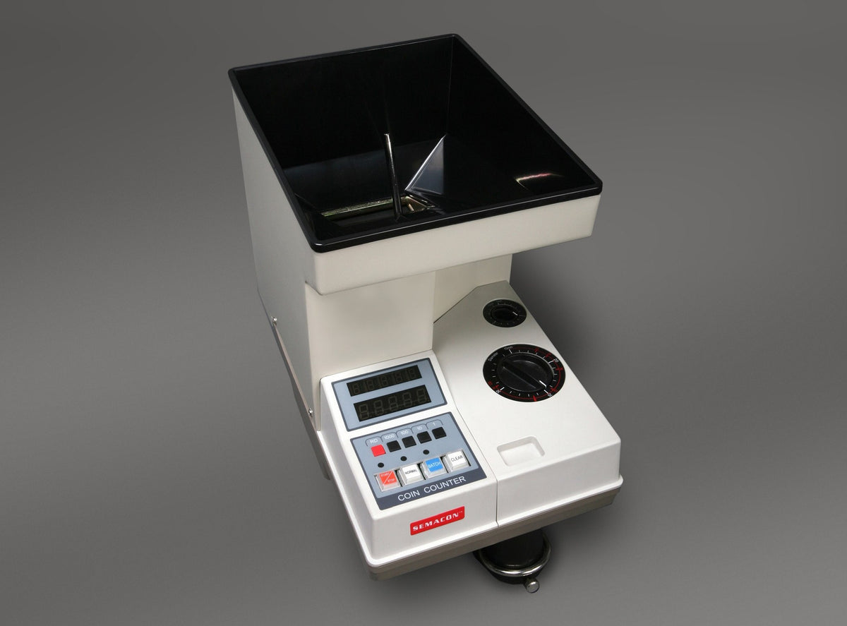 Semacon S-140 Electric Coin Counter