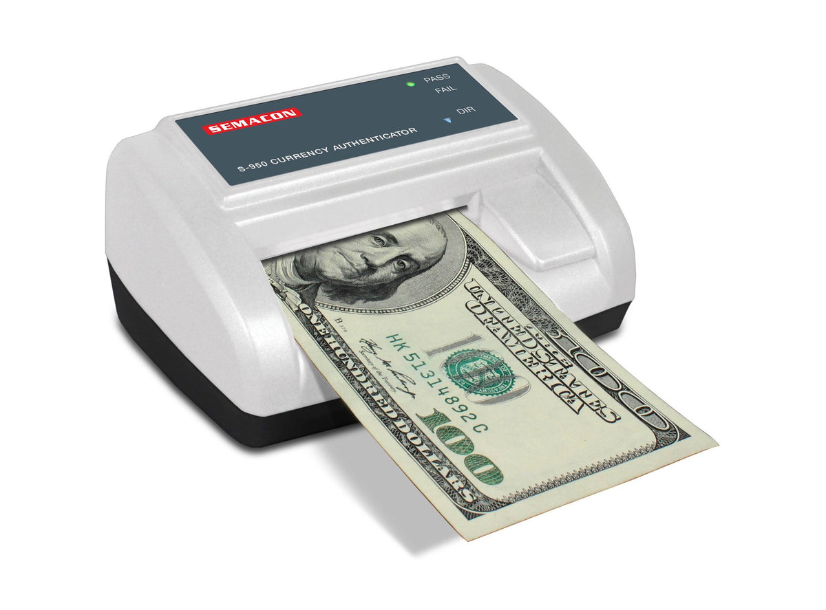 Semacon S-950 Counterfeit Money Detector