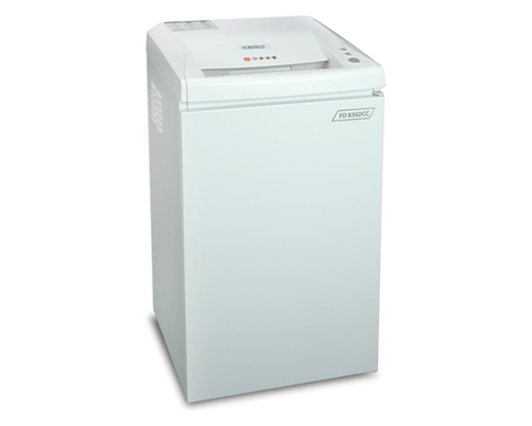Shredders - Formax FD 8302CC Deskside Cross-Cut Shredder