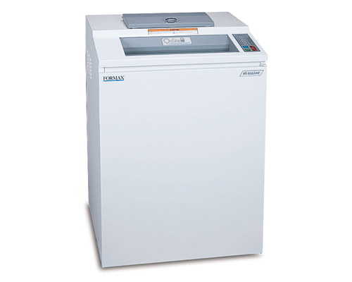 Shredders - Formax FD 8502AF Onsite AutoFeed Office Cross-Cut Shredder